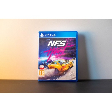 Need for Speed Heat - PS4 - PL- Stan idealny