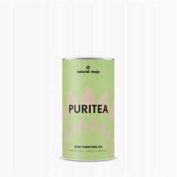 NATURAL MOJO herbata PURITEA - oczyszczająca