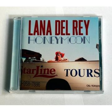 Lana Del Rey - Honeymoon CD