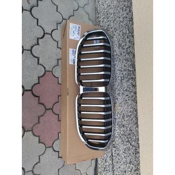 BMW 1 F40 Grill Nerki Atrapa 7450957