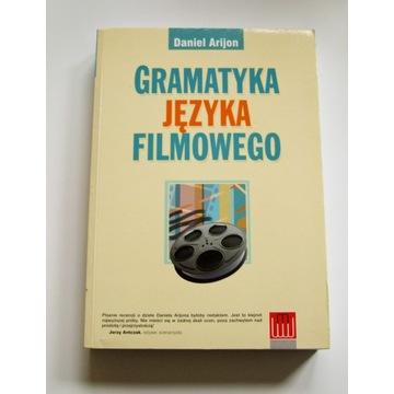 GRAMATYKA JĘZYKA FILMOWEGO - D.ARIJON- NOWA Marzec