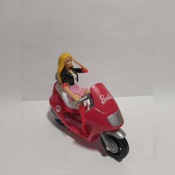 Motorek barbie