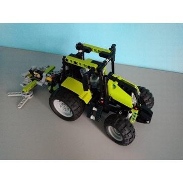 LEGO 9393 + ładowacz MOC