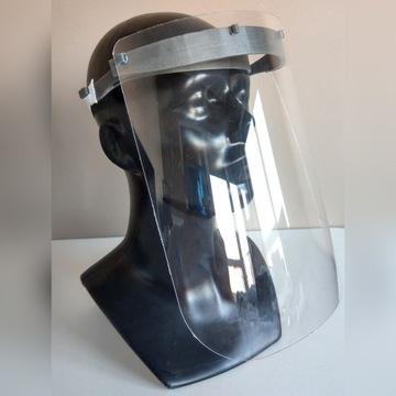 Przyłbica ochronna na twarz osłona twarzy