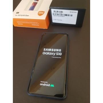 Samsung Galaxy S10 SM-G973F + obudowa + szkło