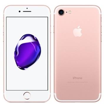 Apple iPhone 7 Smartfon 128GB Rose 84% bateria