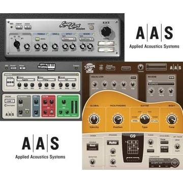 AAS Pack Session Bundle VST Paczka Ultra Analog