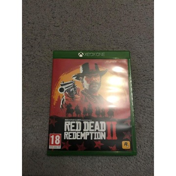 Red Dead Redemption 2 PL (XBOX ONE)