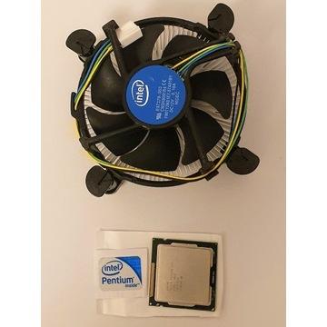 Pentium G645, 2x2,9 Ghz, LGA 1155 + chłodzenie