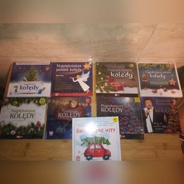 9x cd najpiękniejsze polskie kolędy