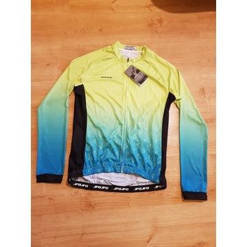 Damska bluza , koszulka rowerowa rozmiar L