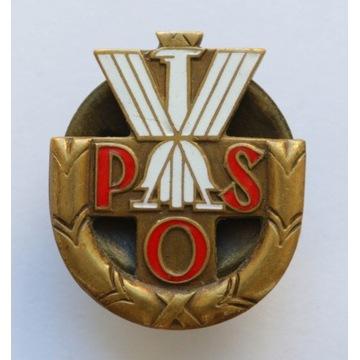 Odznaka Państwowej Organizacji Sportowej