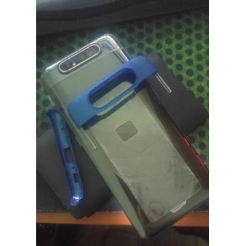 Samsung Galaxy A-80+ etui szybka (uzywany)