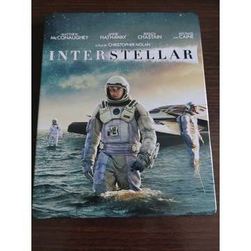 Interstellar - 2 Blu-Ray Futurepak Steelbook