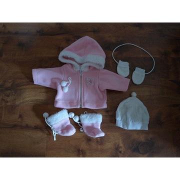 Ubranka i akcesoria dla Baby Born 14  elementów