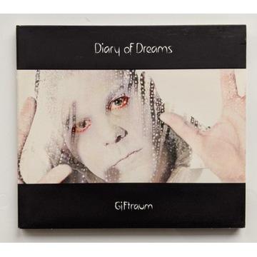 "Diary of Dreams ""Giftraum"" 1CD"
