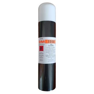 Olej silikonowy w niepalnym aerozolu (sprayu)