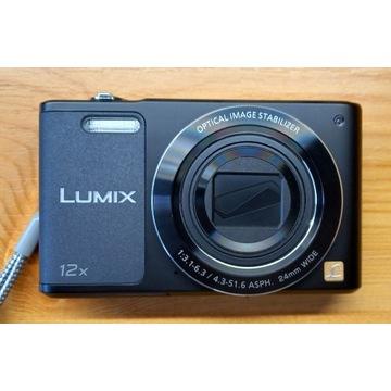 Panasonic Lumix DMC-SZ10 WiFi Czarny
