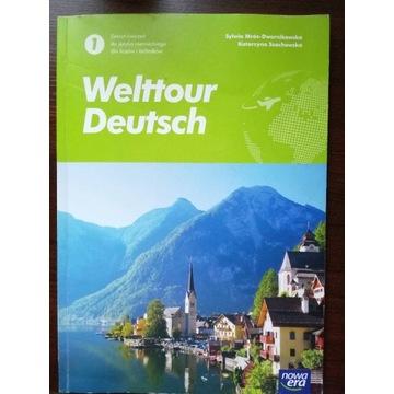 Welttour Deutsch 1 ćwiczeniówka
