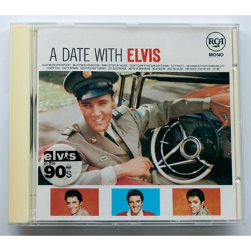 Elvis Presley - A Date with Elvis (stan idealny)