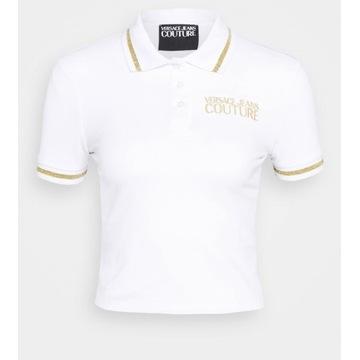"Nowa koszulka polo Versace ""XS/S"""