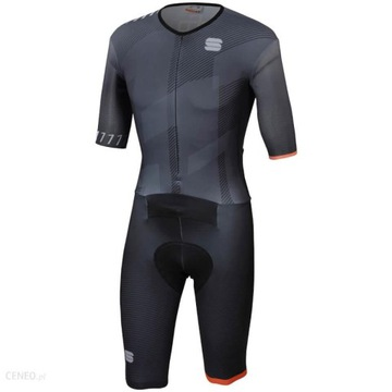 Sportful Bodyfit Pro Bomber 111 Suit - Black