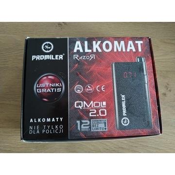 Alkomat RazoR Promiler