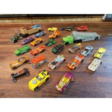 Hot wheels kolekcja