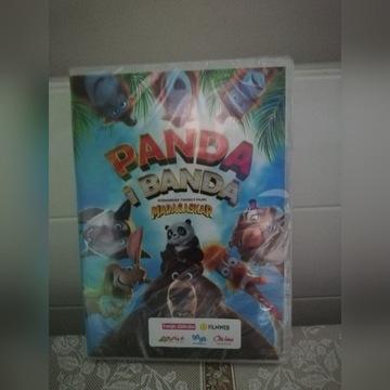 bajka Panda i Banda (2019) Folia DVD PL dubbing