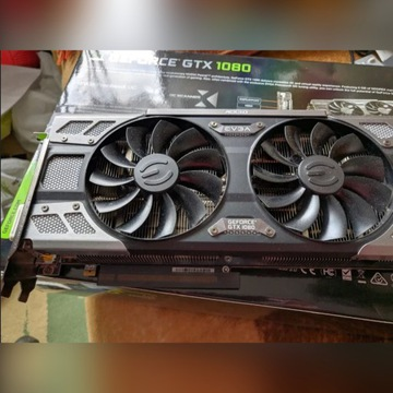 EVGA GeForce GTX 1080 FTW Gaming ACX 3.0 ideał