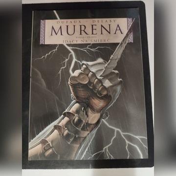 Murena - Księga czwarta: Idący na śmierć