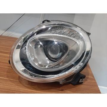 Lampa lewa FIAT 500 Lift 2015 -