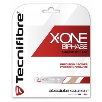 Naciąg Tecnifibre X-One Biphase + GRATIS crashtape