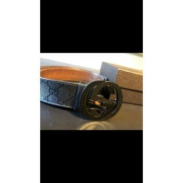 Oryginalny pasek Gucci r.90 cm