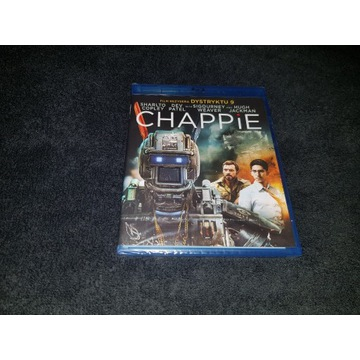Film NOWY PL Chappie Mastered 4K blu-ray