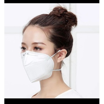 Maska maseczka ochronna KN95 FFP2 FFP3 HEPA 20 SZT