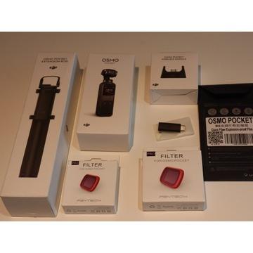 DJI Osmo Pocket Mega Zestaw