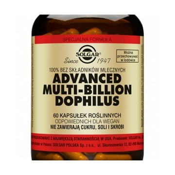 Advanced Multi-Bilion Dophilus SOLGAR