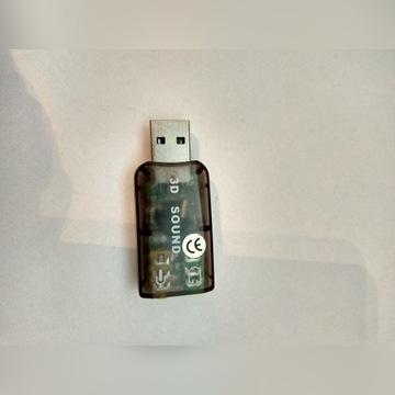 KARTA DŹWIĘKOWA USB
