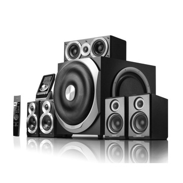 Głośniki Kino Domowe Edifier 5.1 S760D jak nowe