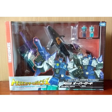 Nowy Transformers Takara Legends LG-60 Overlord