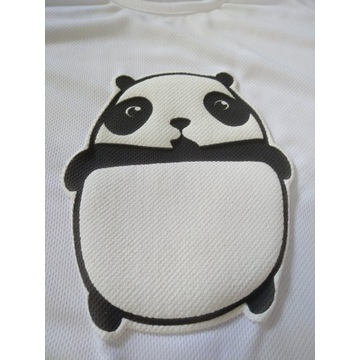 Koszulki miś panda puchnący nadruk ! Super efekt !