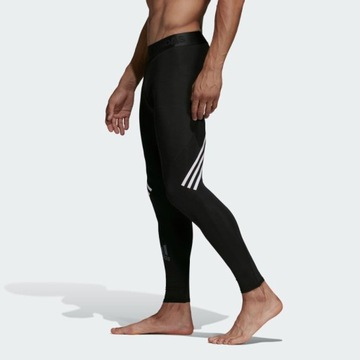 Alphaskin Sport Long Tights, czarne, M