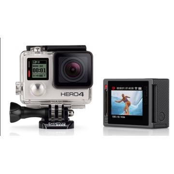 GoPro Hero 4 Silver 64GB