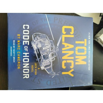 tom clancy audiobook cd