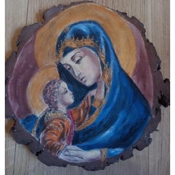 Matka Boska z dzieciątkiem