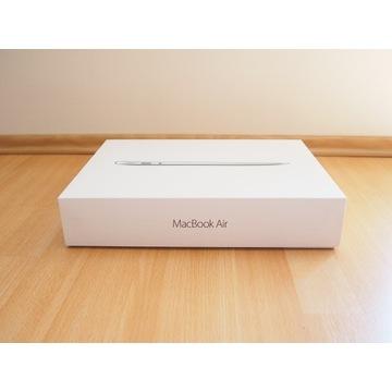 "Apple MacBook Air 13"" 2015 128GB Srebrny"