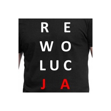 Koszulka REWOLUCJA na 3-go maja