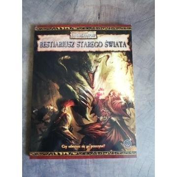 Bestiariusz Starego Świata Warhammer RPG