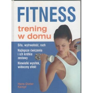 Fitness trening w domu Hans-Dieter Kempf